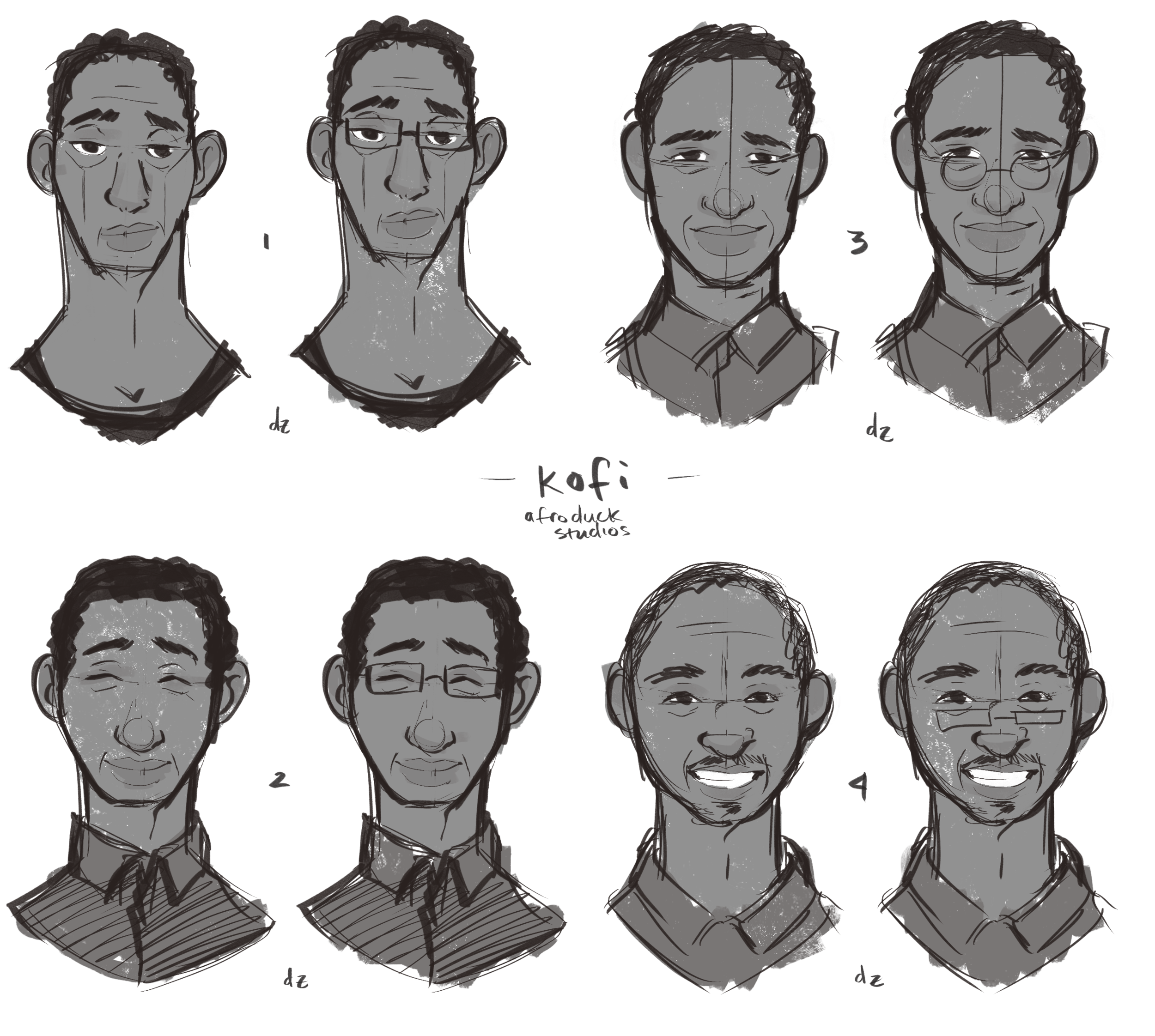 Kofi Concept Designs
