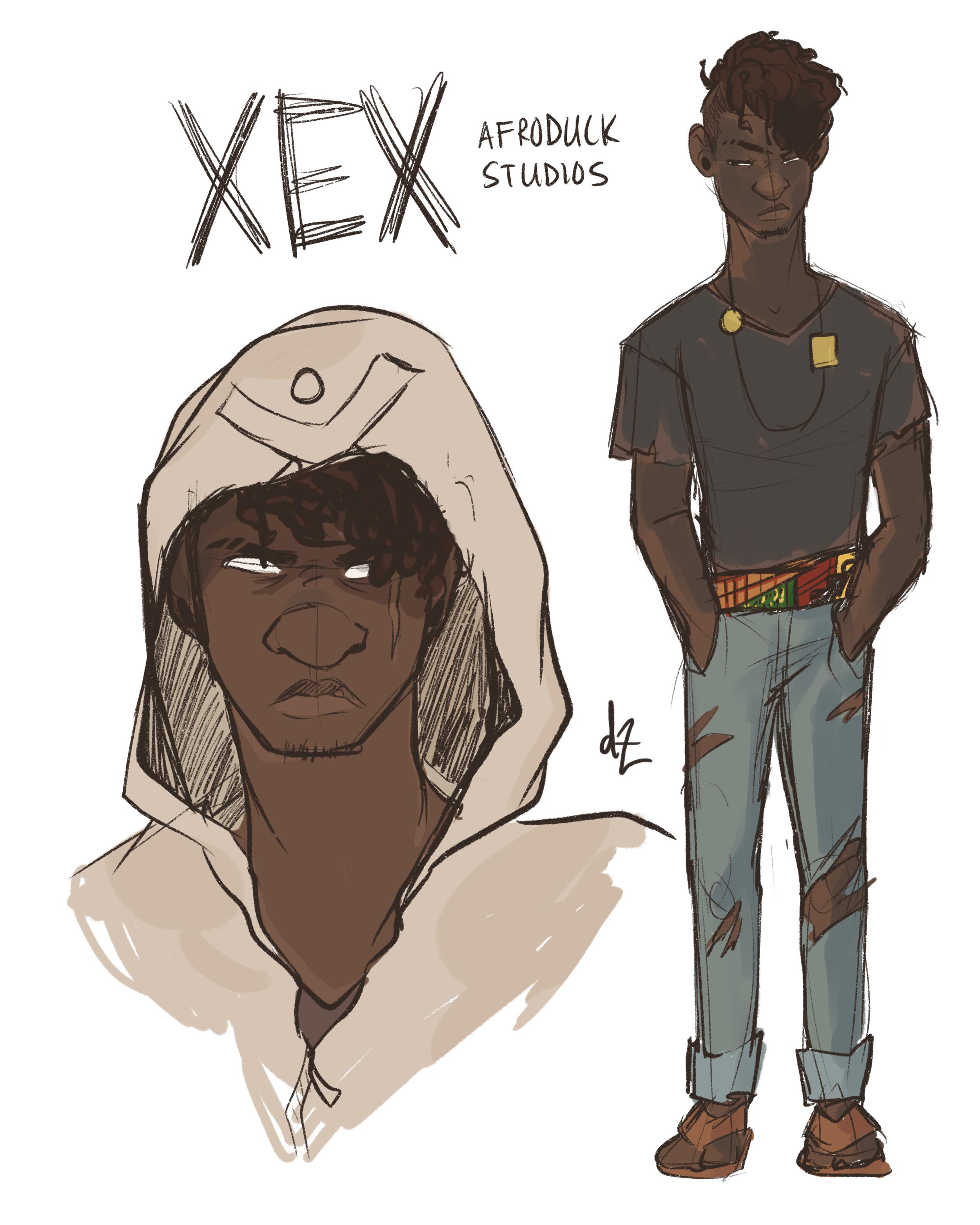 Xex Yaw Nkrumah (Full)