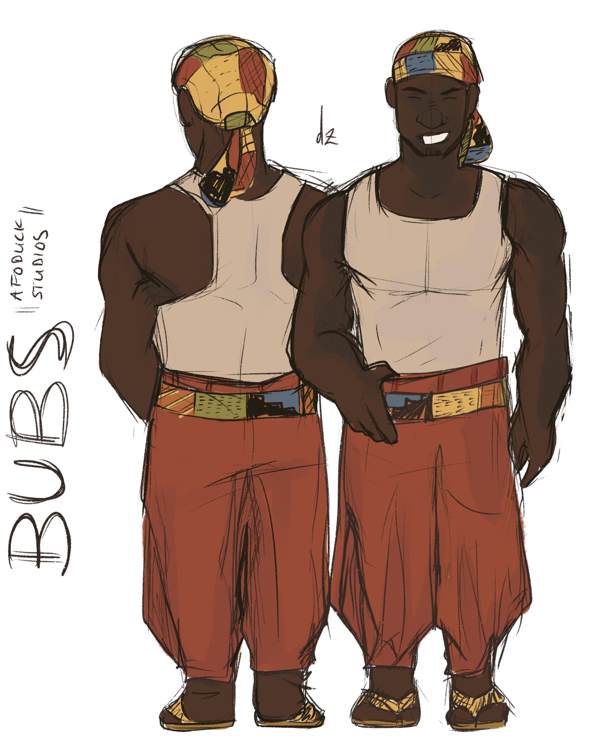 Baaba (Bubs) Kojo Nkrumah