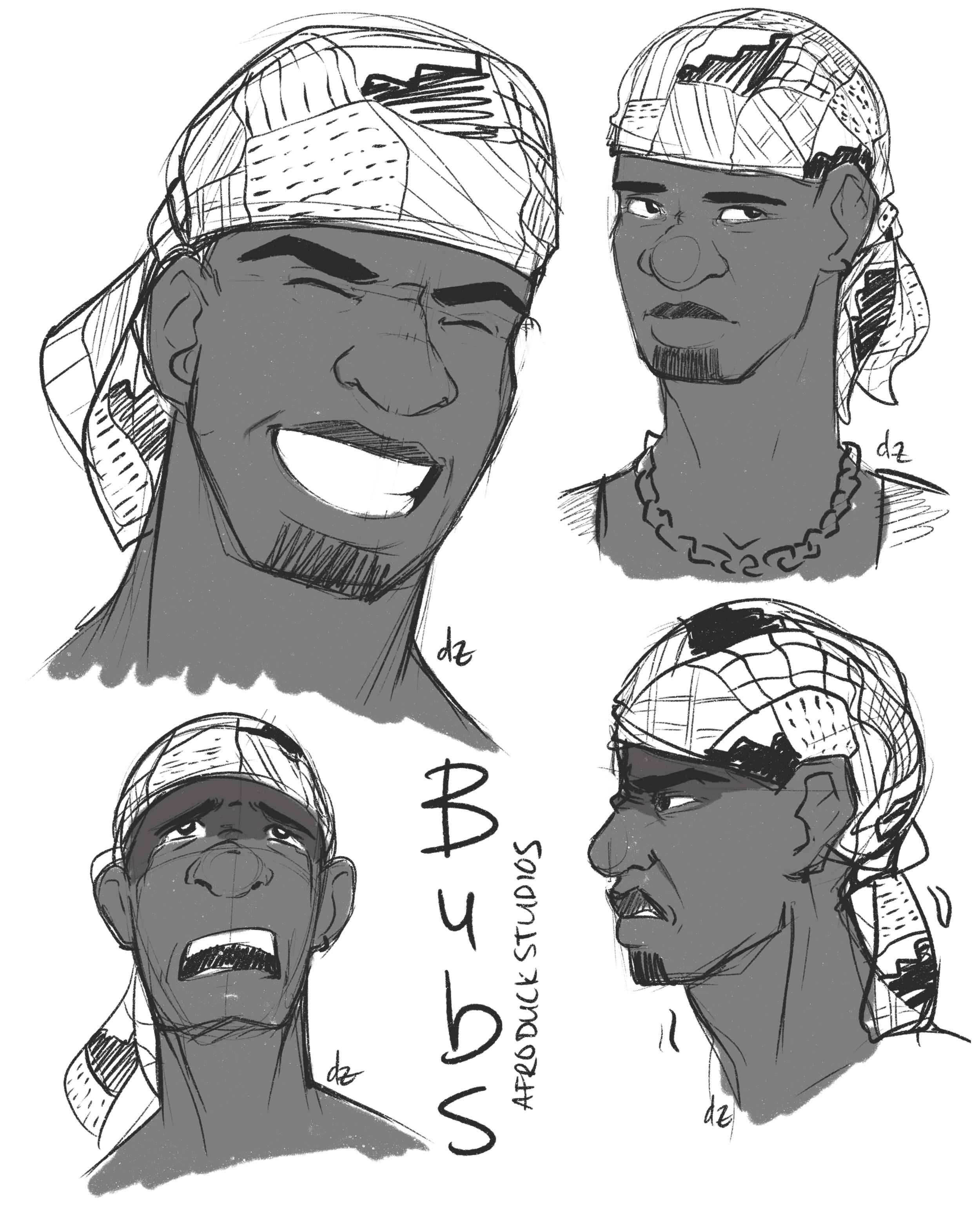 Bubs (Portrait)