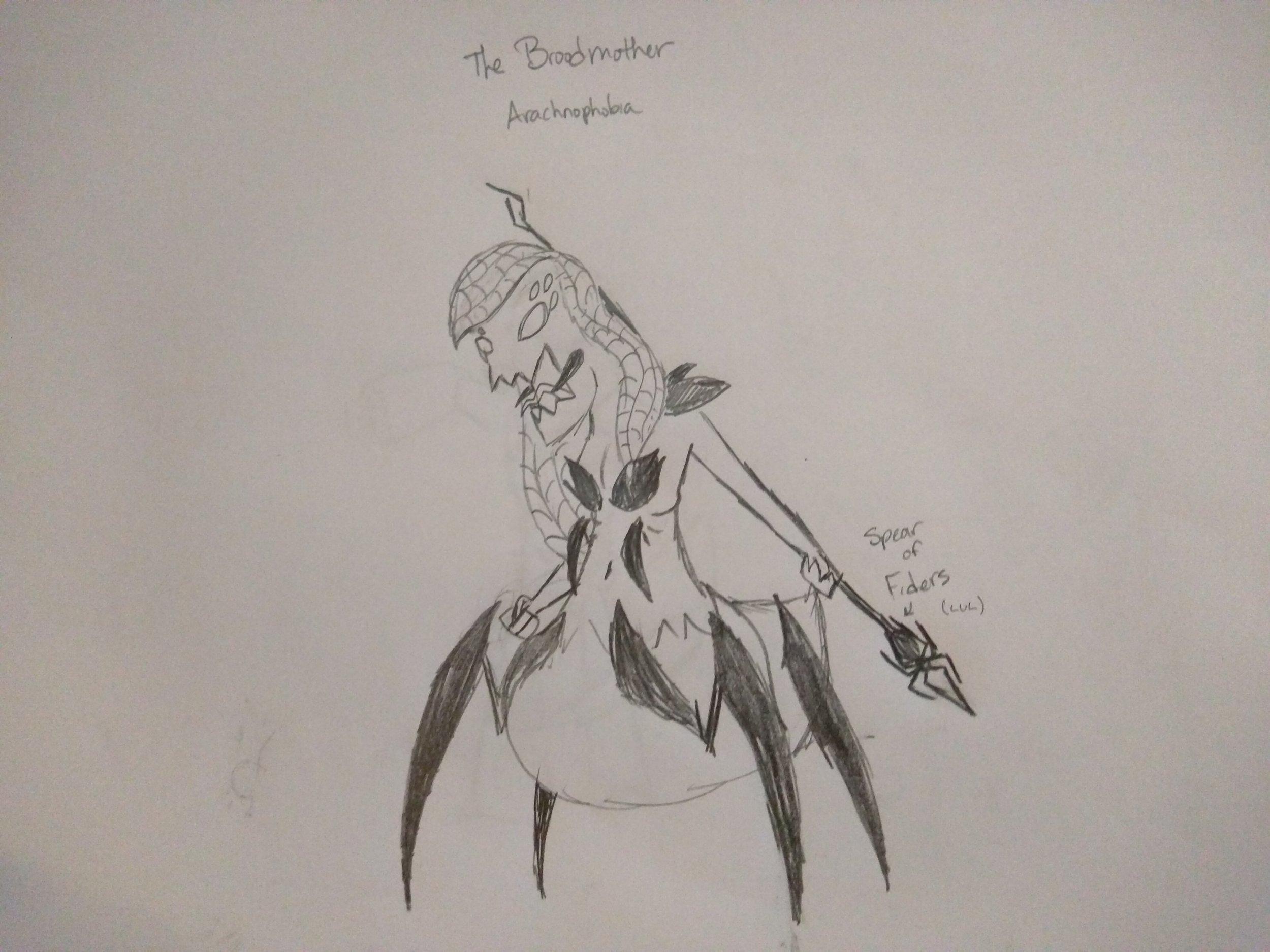 Arachnophobia Raw.jpg