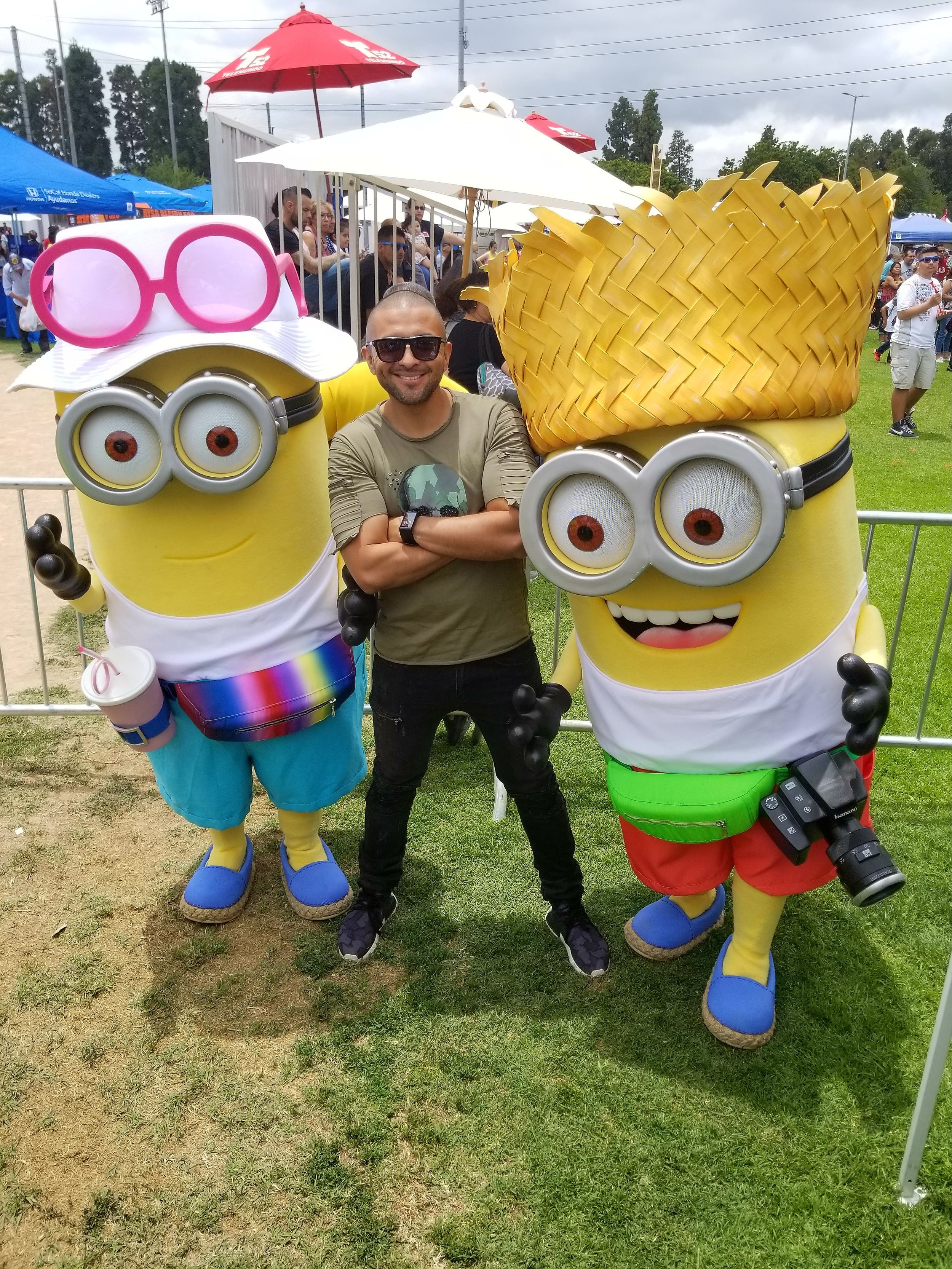 Movie Promotional for the Minions
