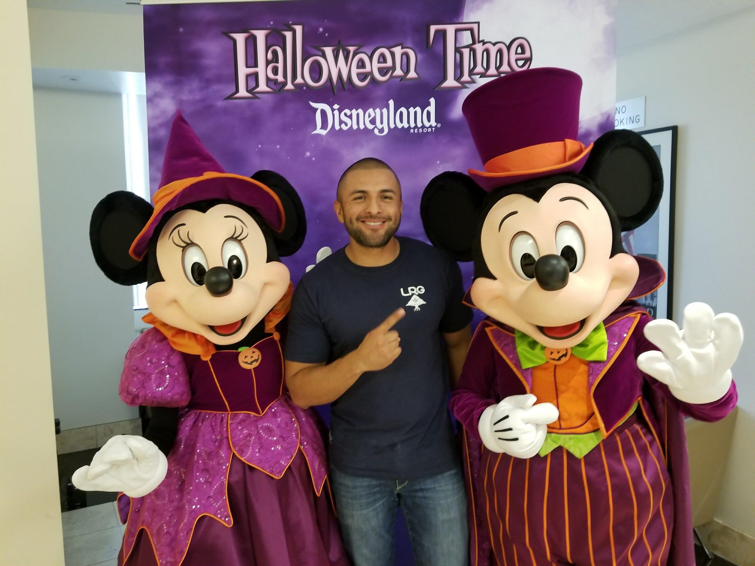 Mickey and Minnie ViSit MEGA 96.3