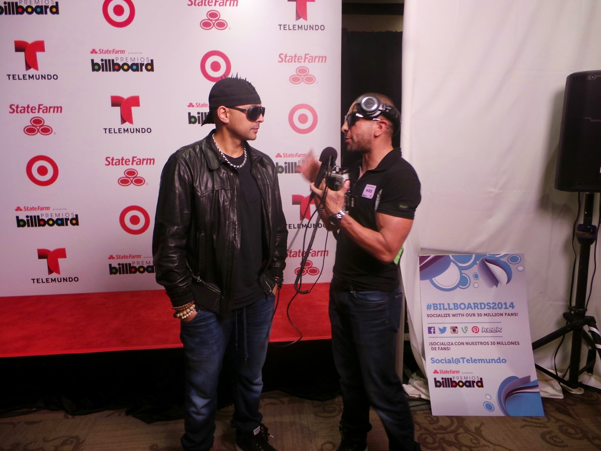Sean Paul • Latin Billboards Miami