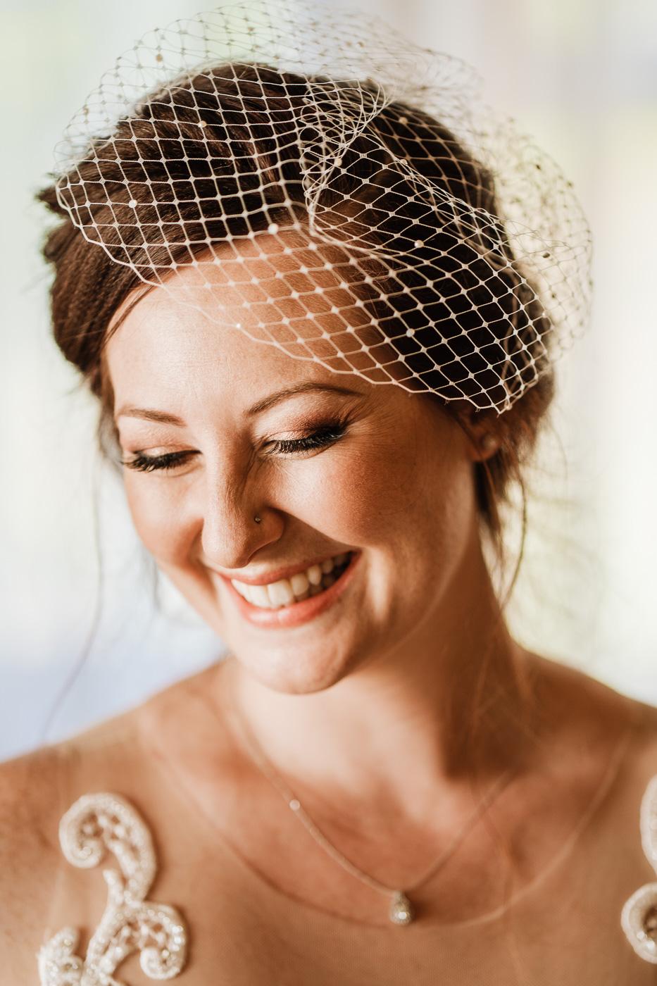 Bride Portrait Victoria BC Wedding Photography - Hatley Castle Wedding Photography - Bear Mountain Wedding Photography