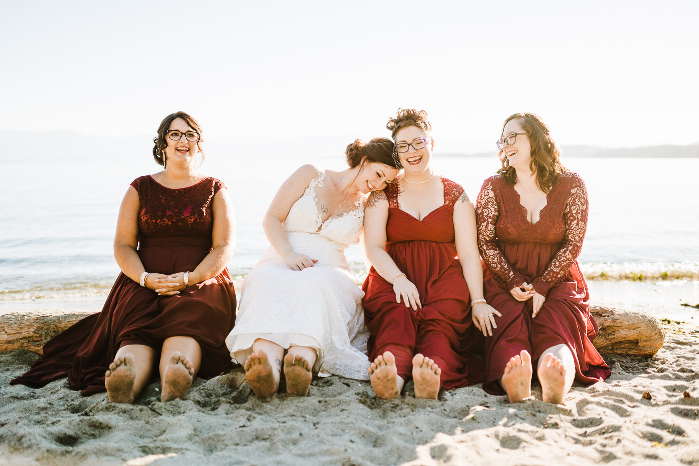 Jon-Mark Photography Victoria BC Wedding Photography - Hatley Castle Wedding Photography - Bear Mountain Wedding Photography Bridesmaids