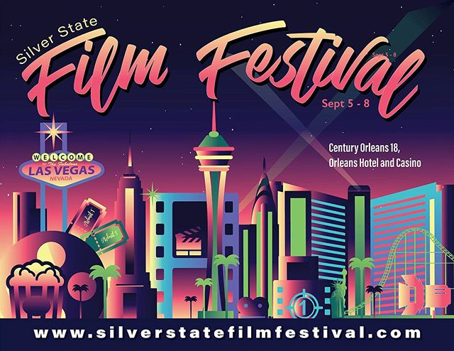Infinity 7 will be playing at the @silverstatefilmfestival in Las Vegas this Friday! September 6th at 4PM!