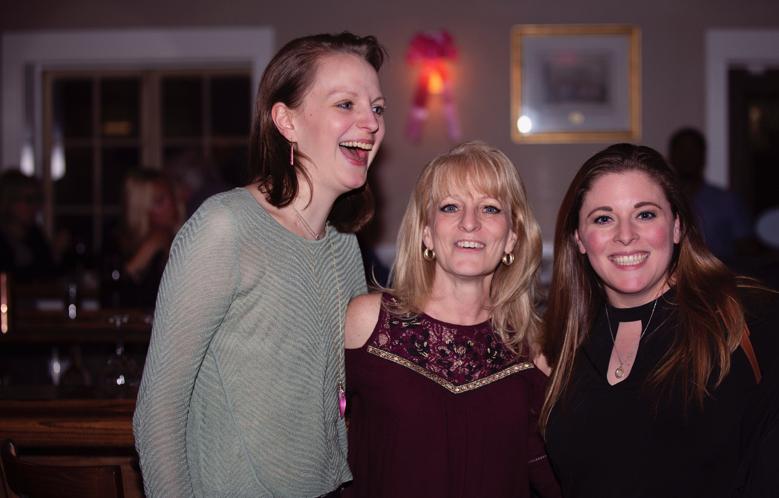 The Grand Tavern Fundraising Dancers Care Foundation Bald Ballerina Cancer. 6.JPG