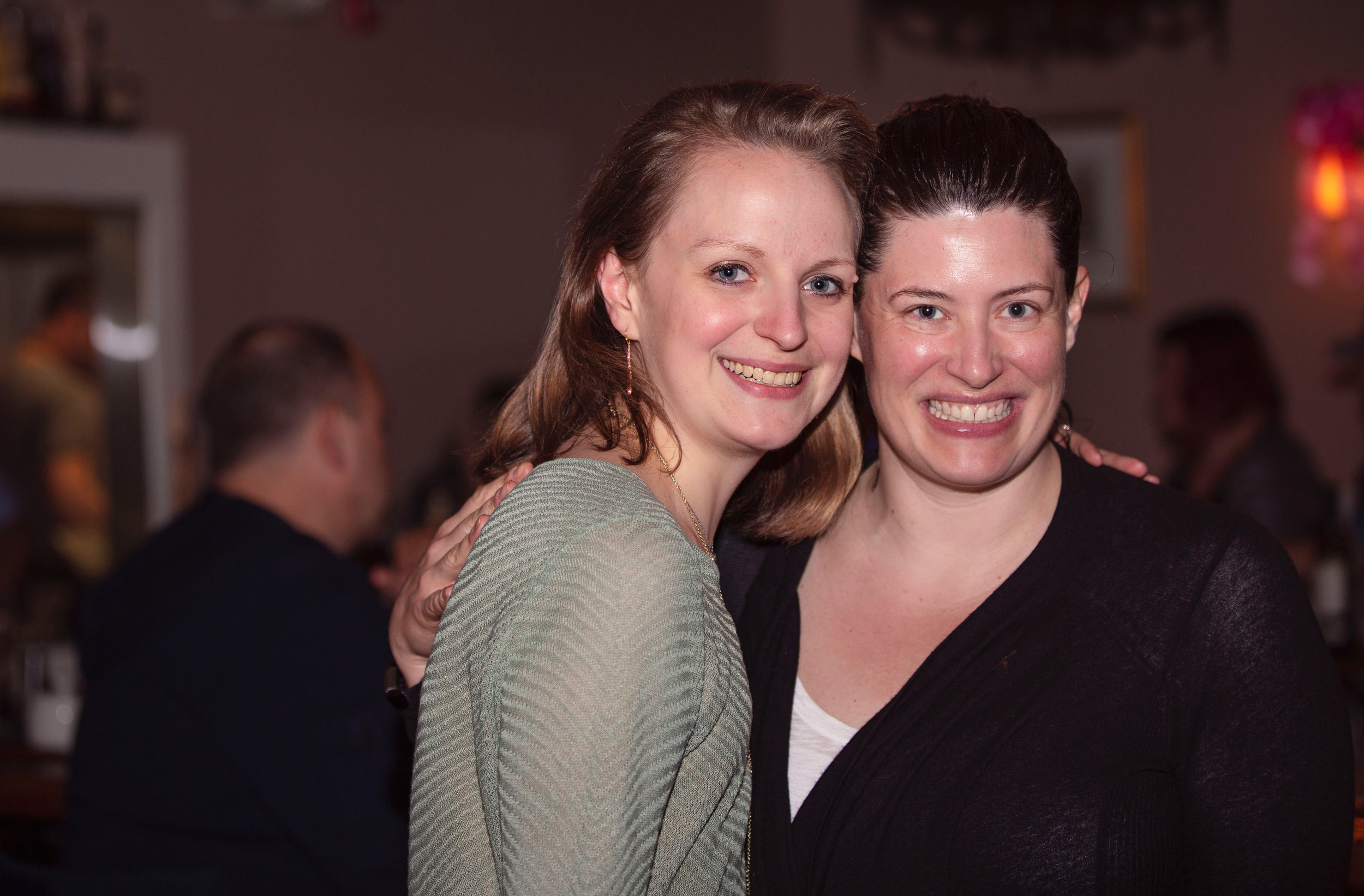 The Grand Tavern Fundraising Dancers Care Foundation Bald Ballerina Cancer.5 .JPG