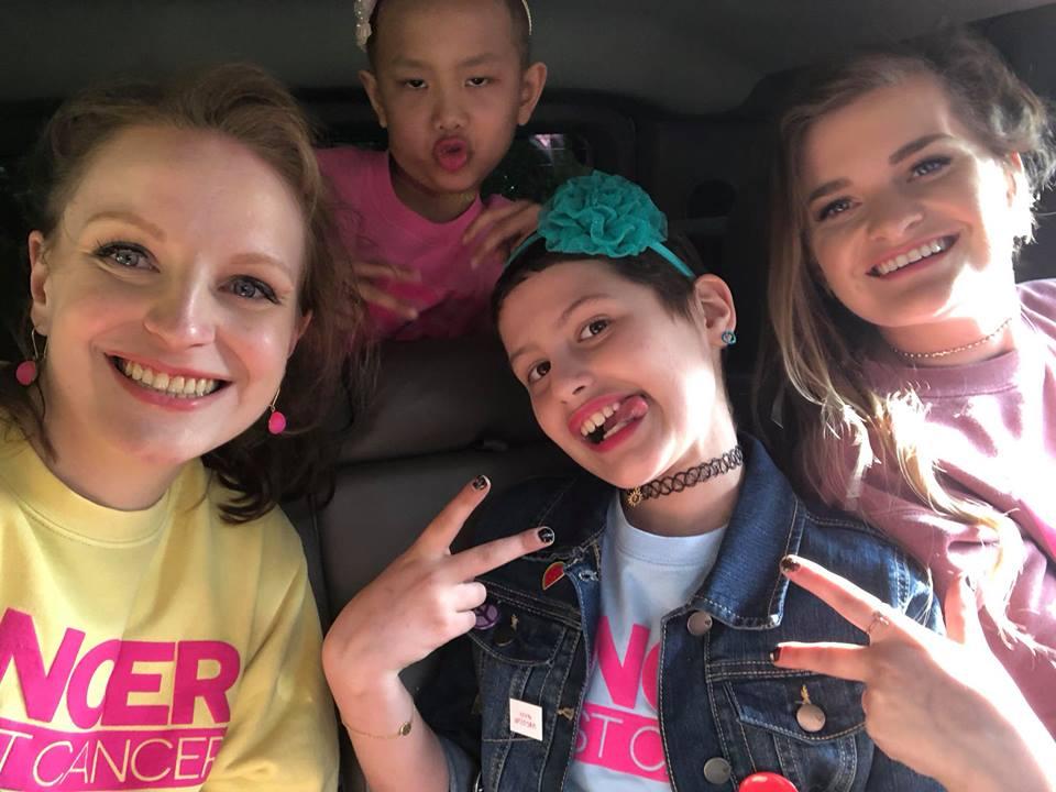 DAC PSA People Exclusive Bald Ballerina Breast Cancer Cancer Maddie Zeigler Kenzie Zeigler.5.jpg