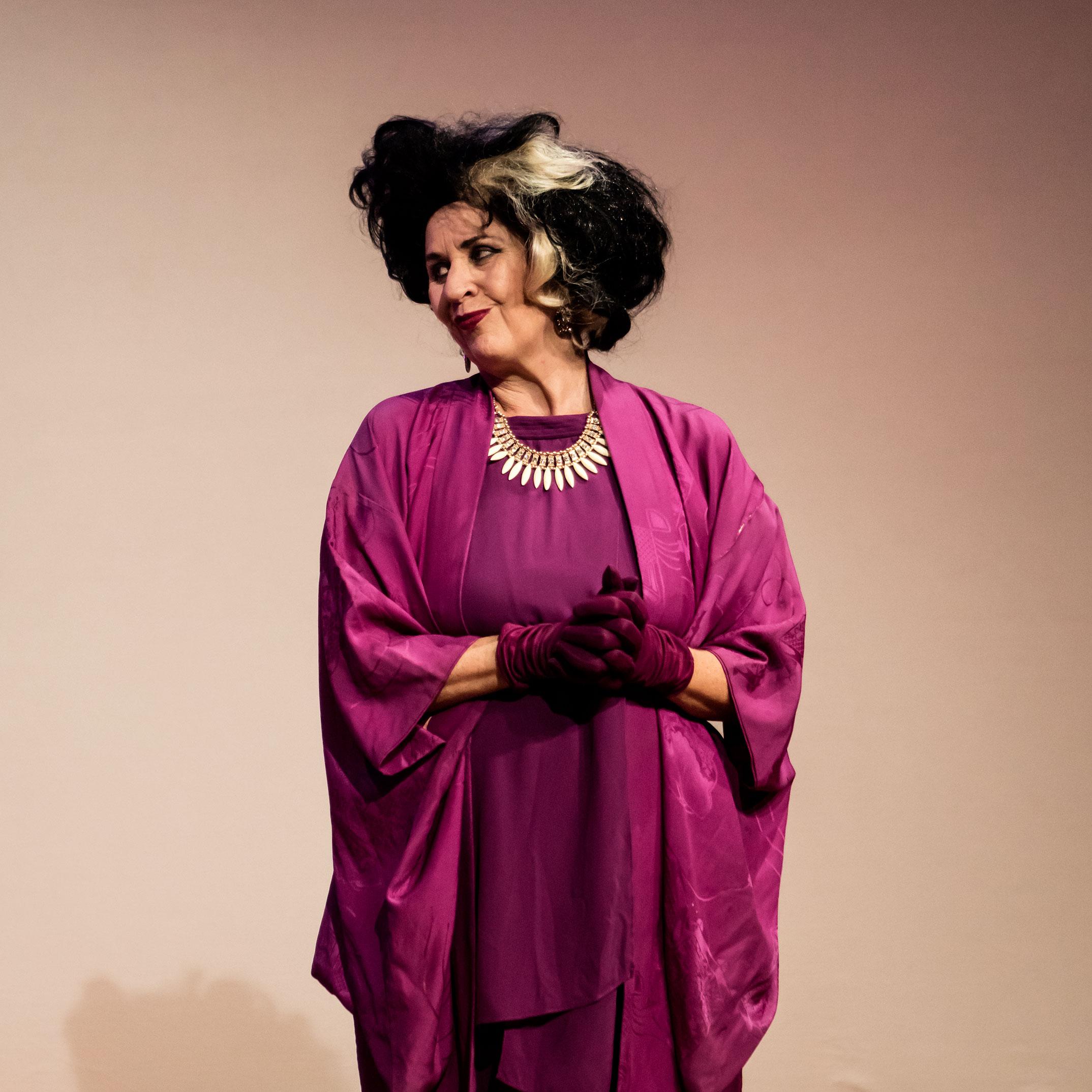 Merrilee Mills as Augusta. Photo by Paolo Randazzo.