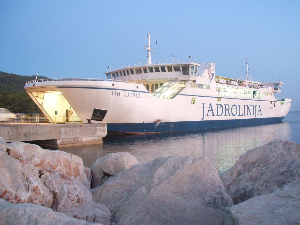 Early Evening: Ferry - Grab a bite in town and take the ferry back to Split. If you're hungry later on in the evening, enjoy a lively dinner at Bokeria.