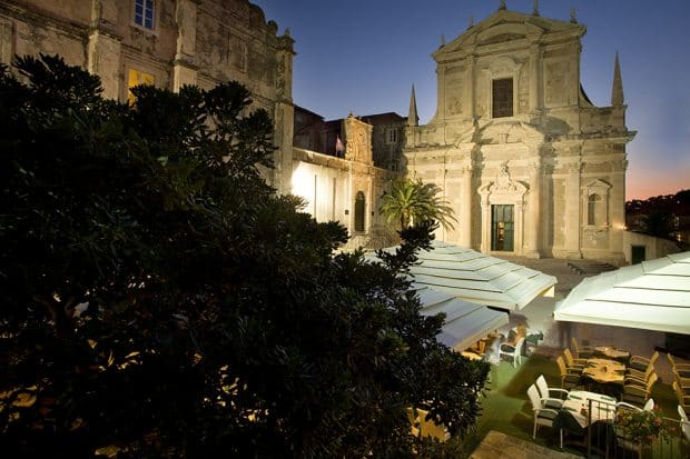 Dinner: Kopun Restaurant - If you feel like splurging one night, dine at Kopun, set in one of the loveliest squares in Dubrovnik. The restaurant features regional fare with an emphasis on seafood.