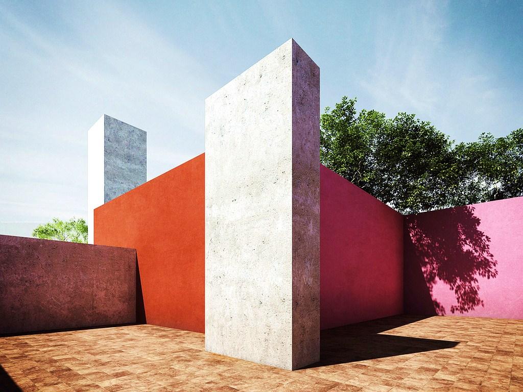 architecture tour:mexico city -