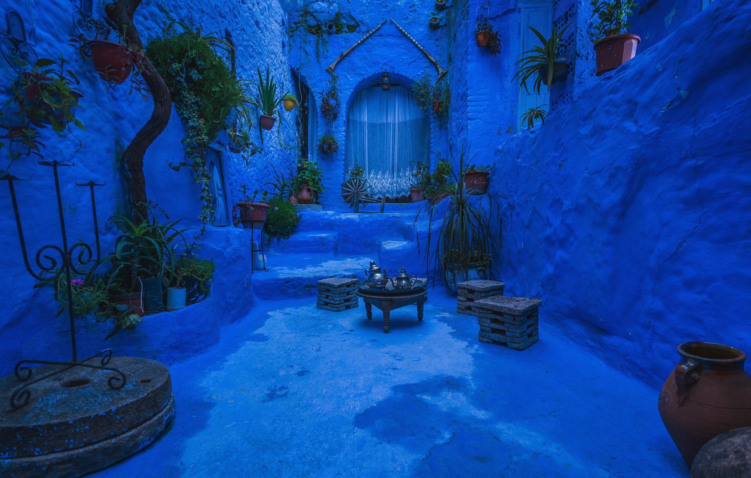 the alchemist tour: spain + morocco -
