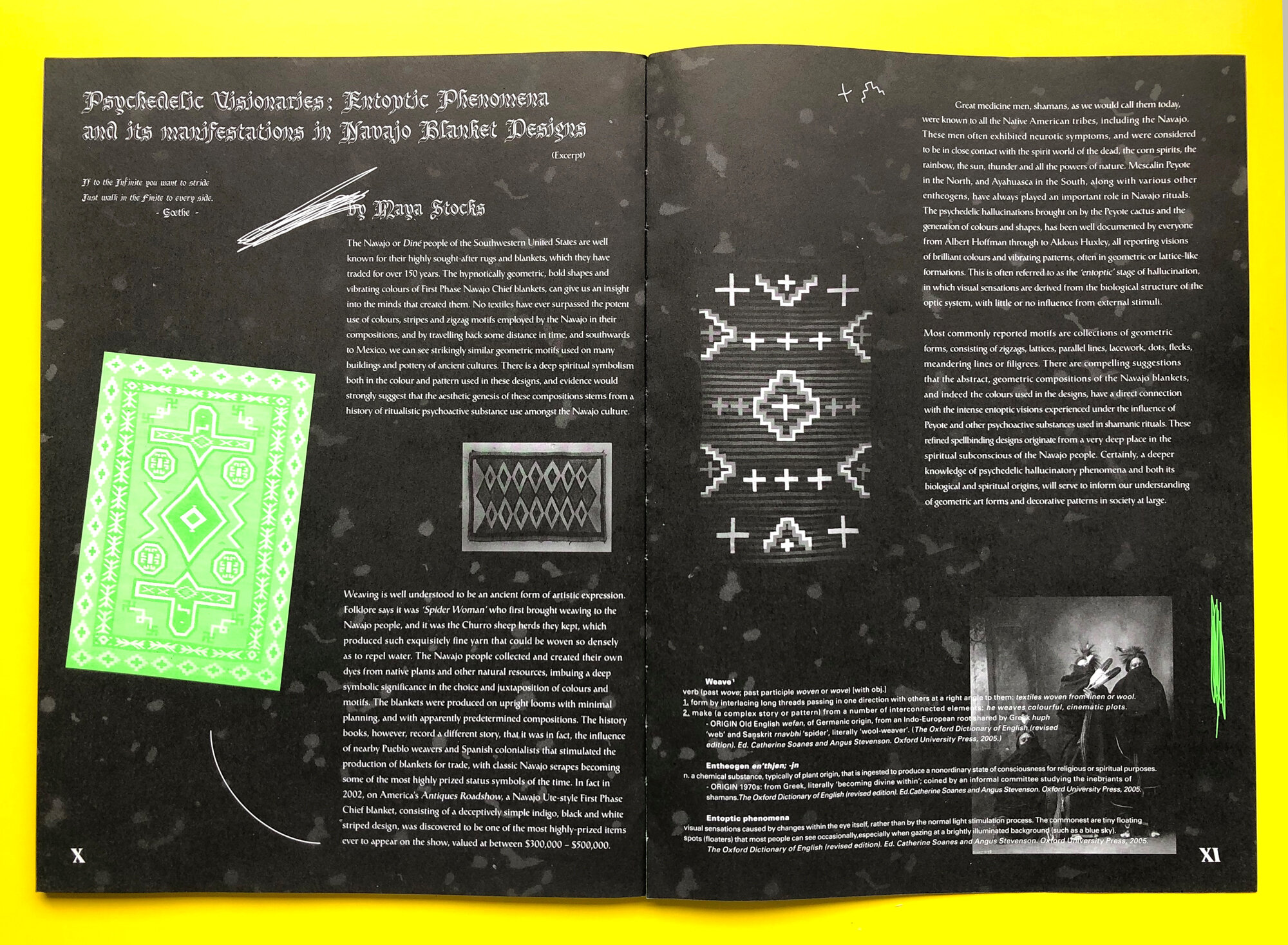 Psychedelic Visionaries, Iconograph Issue 2, 2012