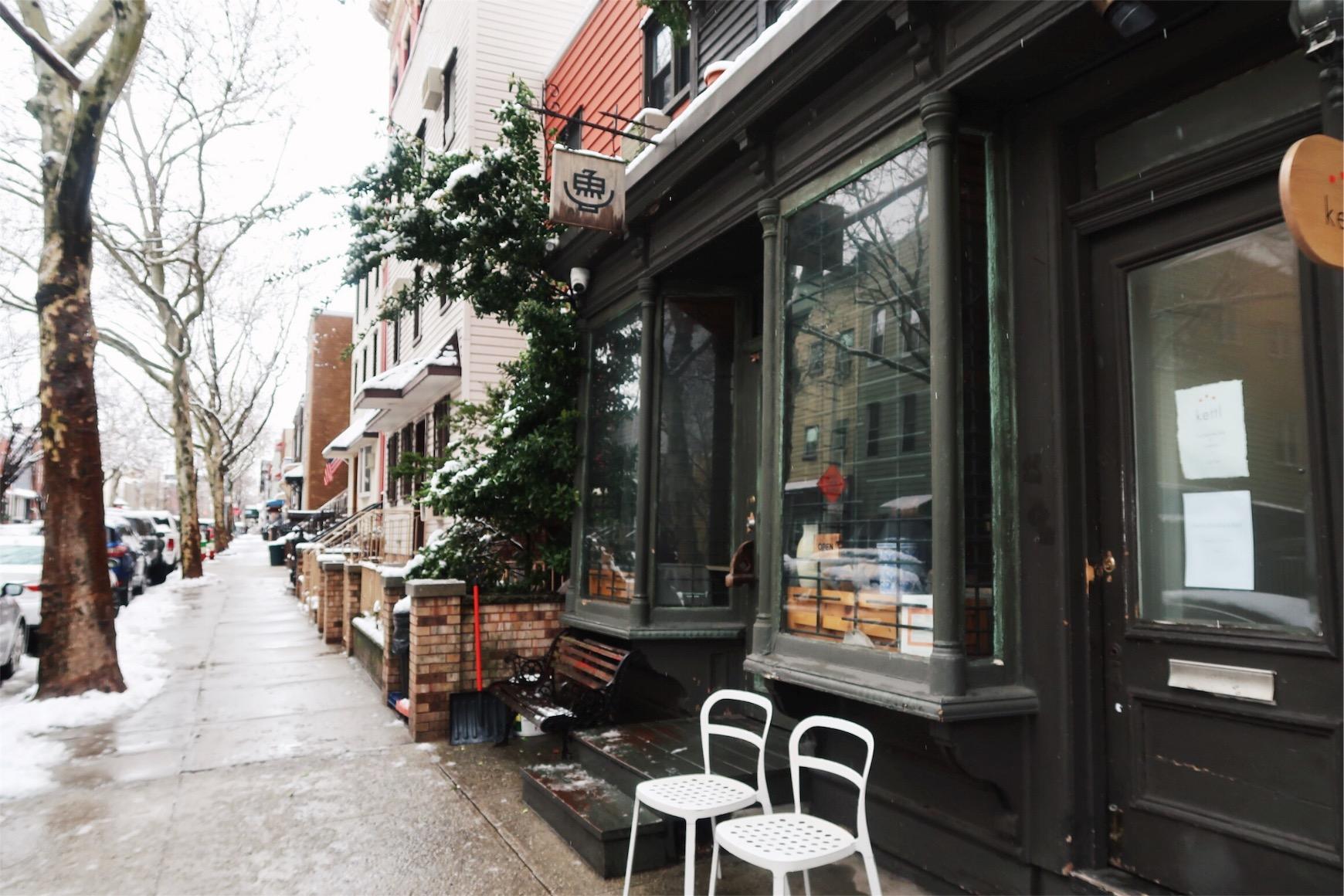 Okonomi in Brooklyn