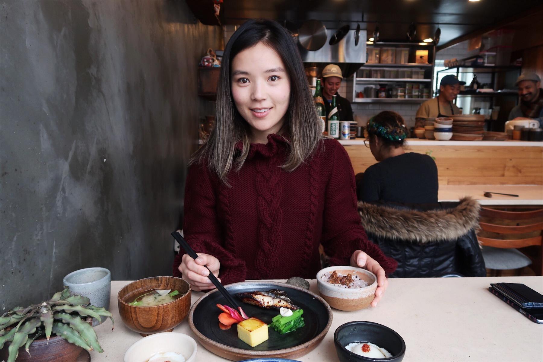 日式早餐 Japanese Breakfast