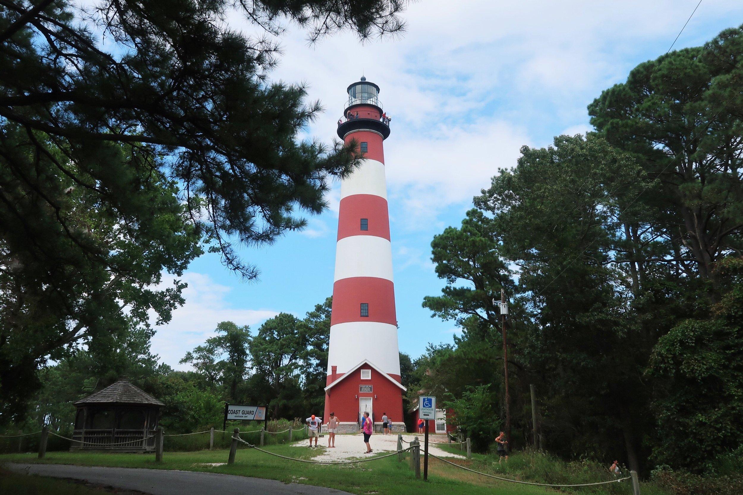 Assateague Lighthouse | 燈塔
