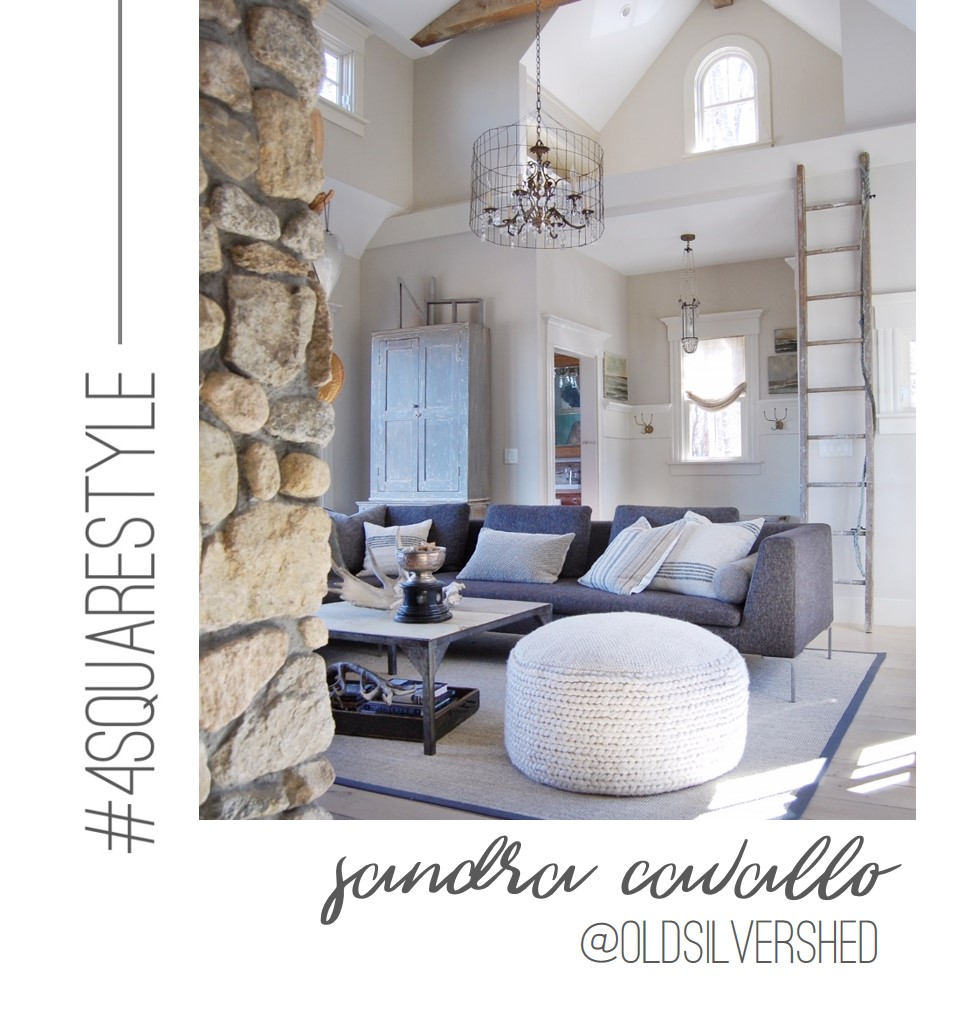 #4SquareStyle with Sandra Cavallo (@oldsilvershed)