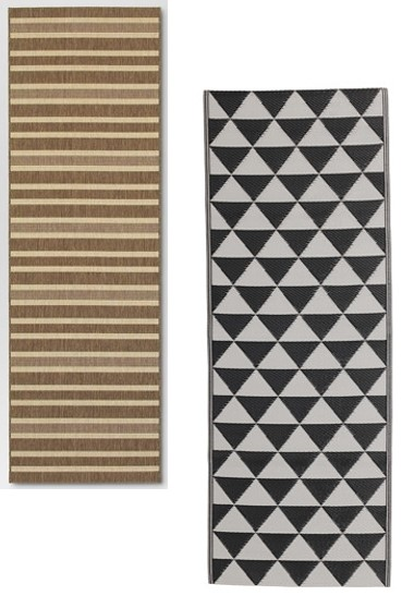 Target Threshold and Ikea Indoor Outdoor Rugs - FarmhouseRedefined.com