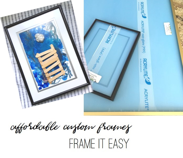 Affordable Custom Frames by Frame It Easy