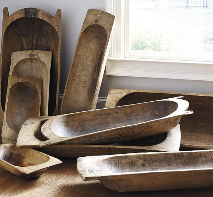 Ballard Designs Found European Dough Bowl
