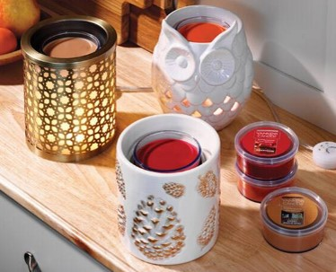 Yankee Candle Scenterpiece Easy MeltCup System