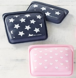 Stasher Food Storage Bags from Pottery Barn Kids.