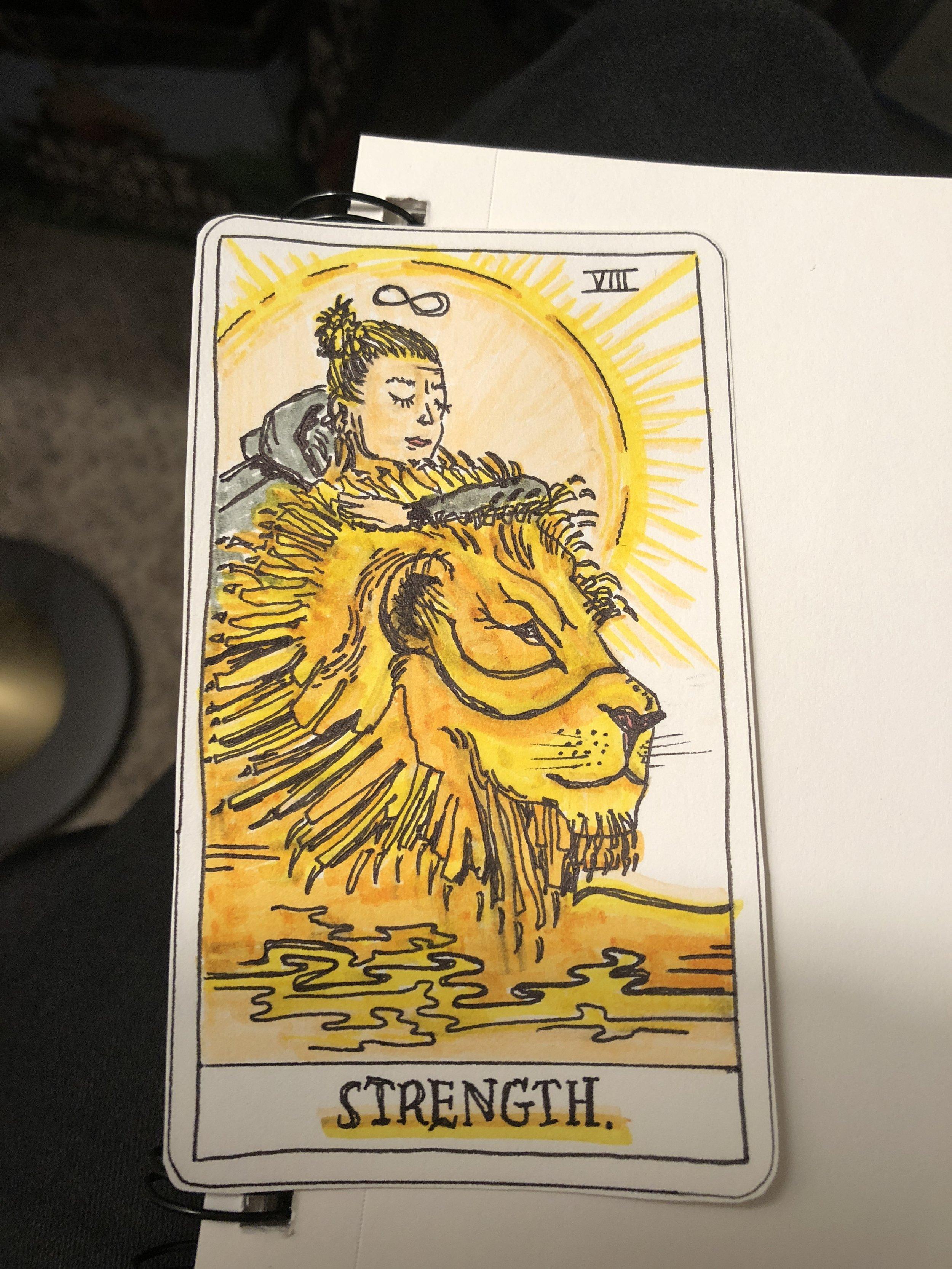 viii. strength