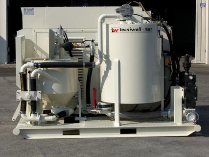 TWMG 57/D  Diesel Injection/Mixing Unit