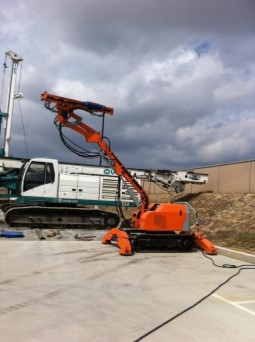 HD50-RB  Multi-Purpose Hydraulic Demolition Robot   HD Engineering ~ 2007 Hours: New