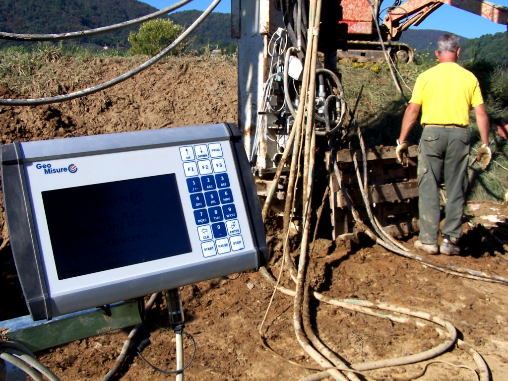 MIX VISION -  Monitoring for Soil Mixing and Turbo Mix
