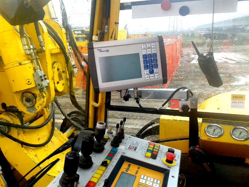 - CFA VISION -  Monitoring for CFA and Soil Displacement  CLICK HERE FOR BROCHURE