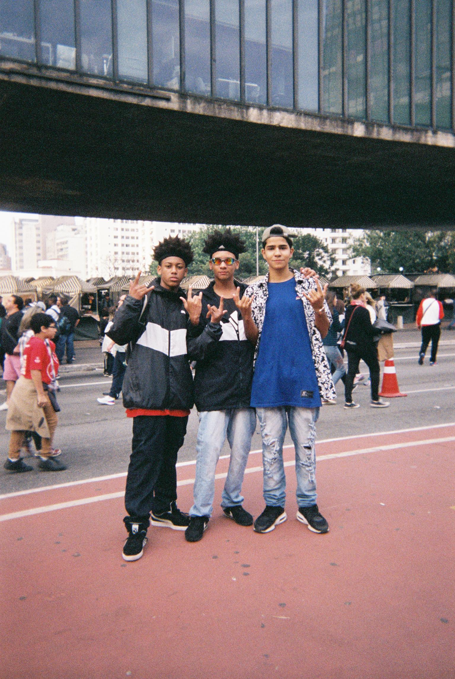 São Paulo Boys