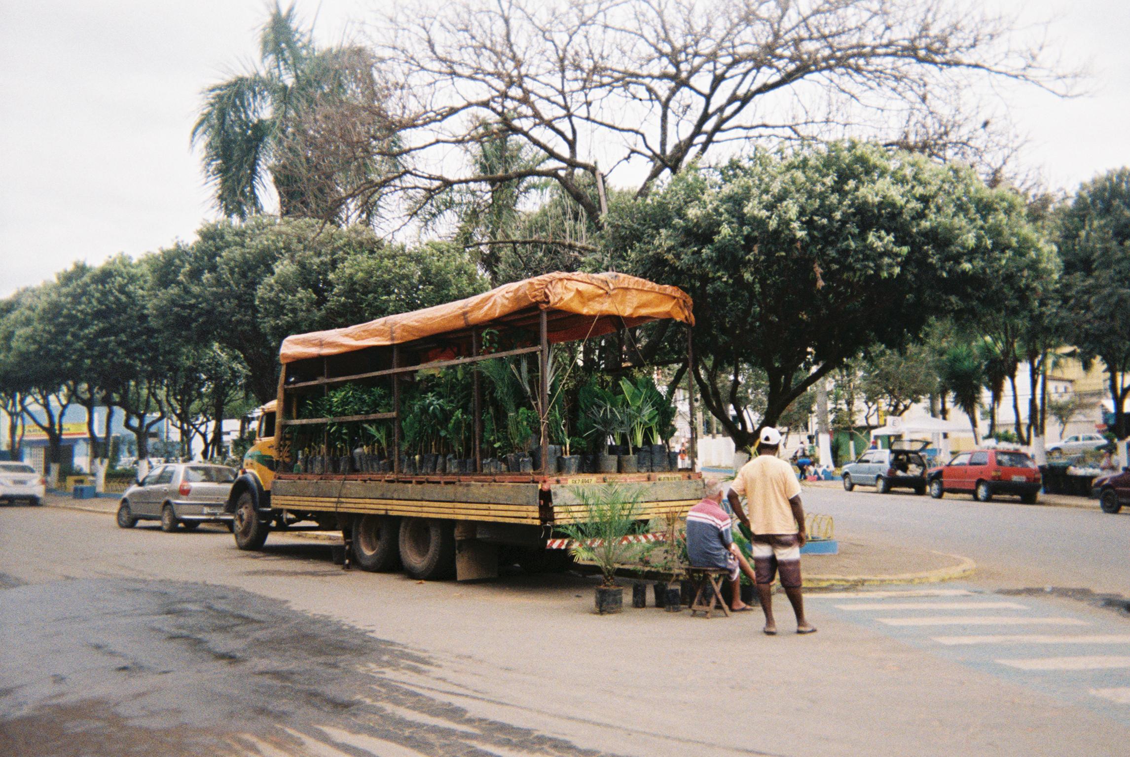 Plant Truck