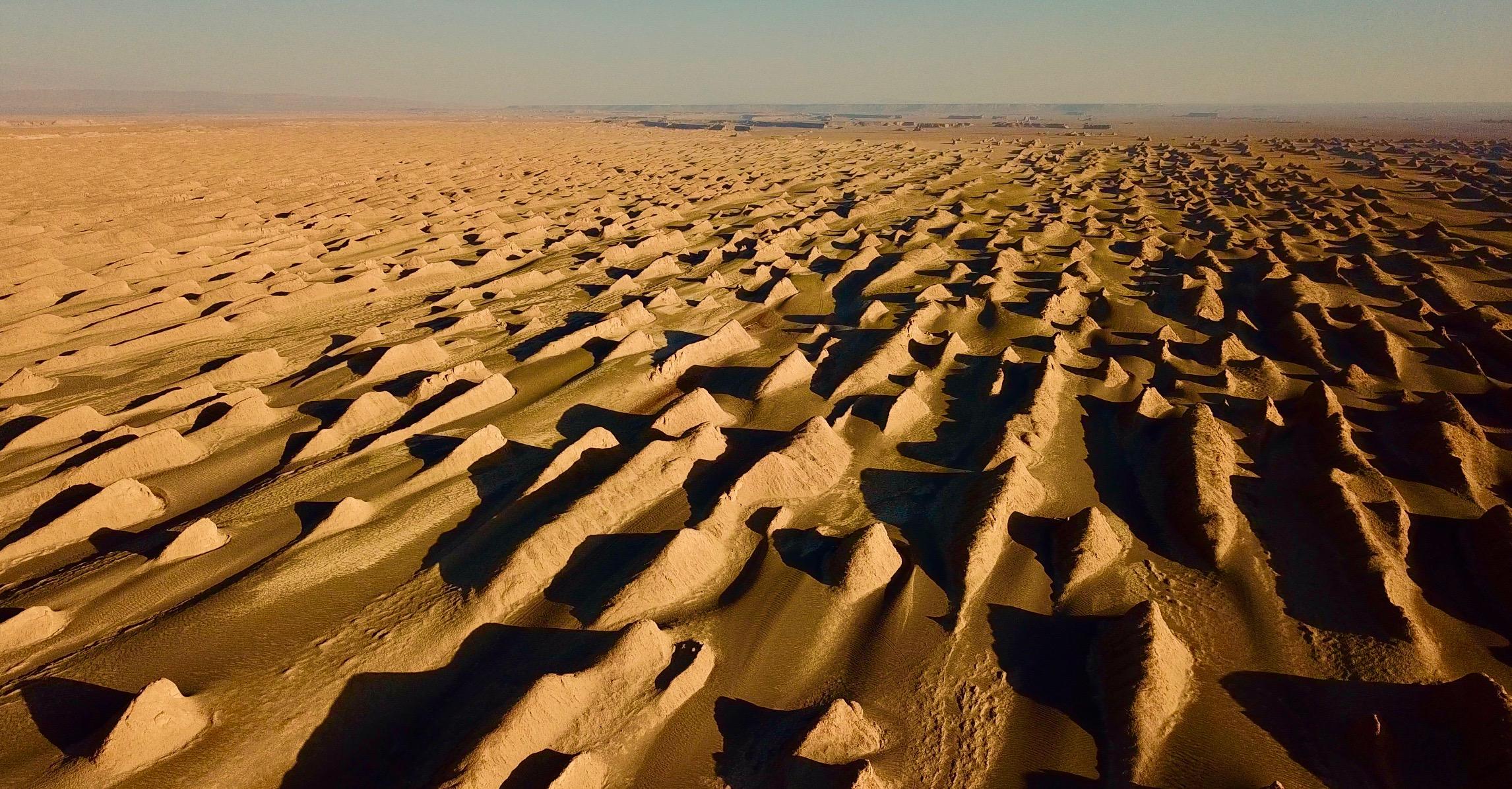 Desertification in Iran