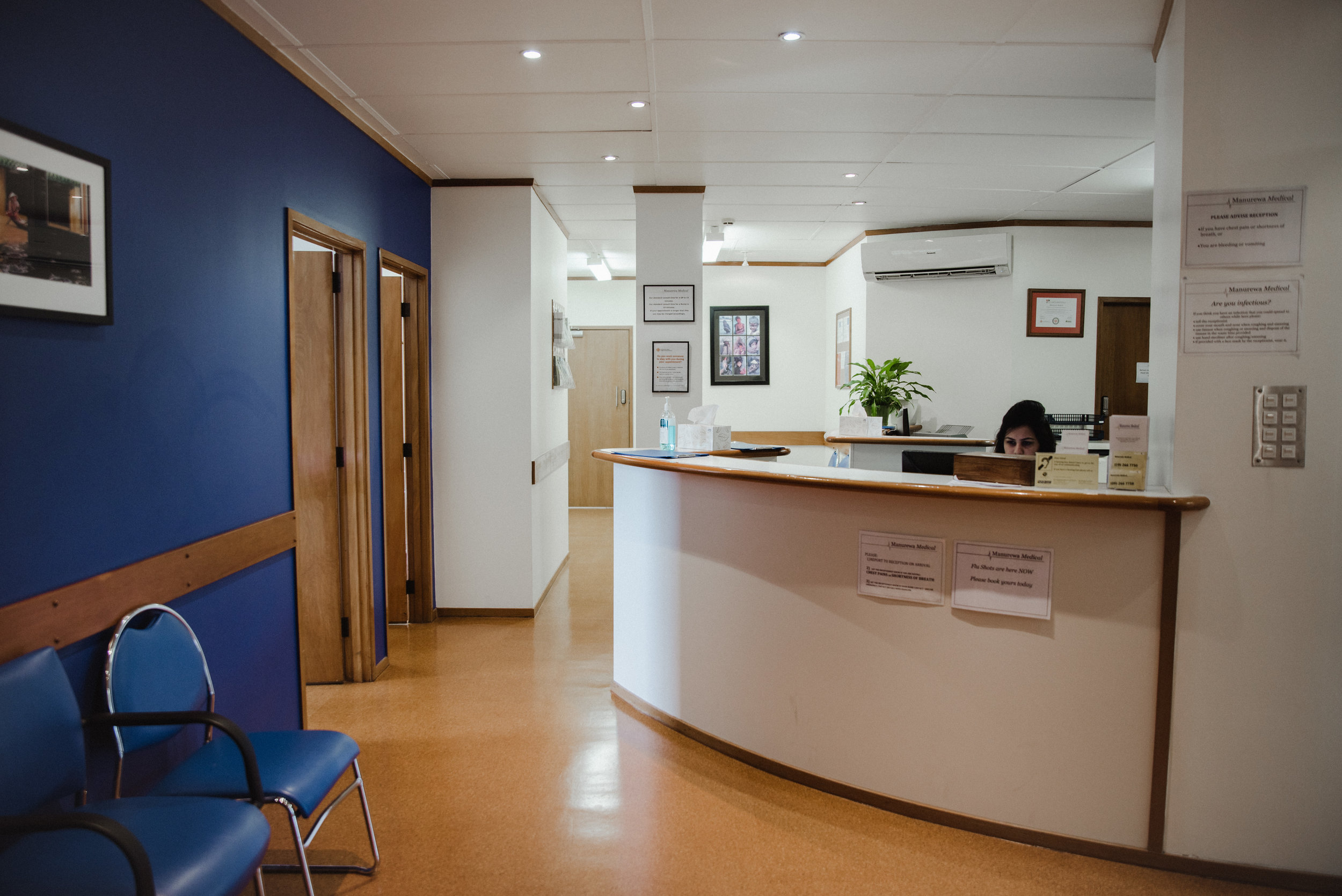 Manurewa Medical is a General Practice located in the Manurewa Medical Centre - 157 Great South Rd in Manurewa, South Auckland.