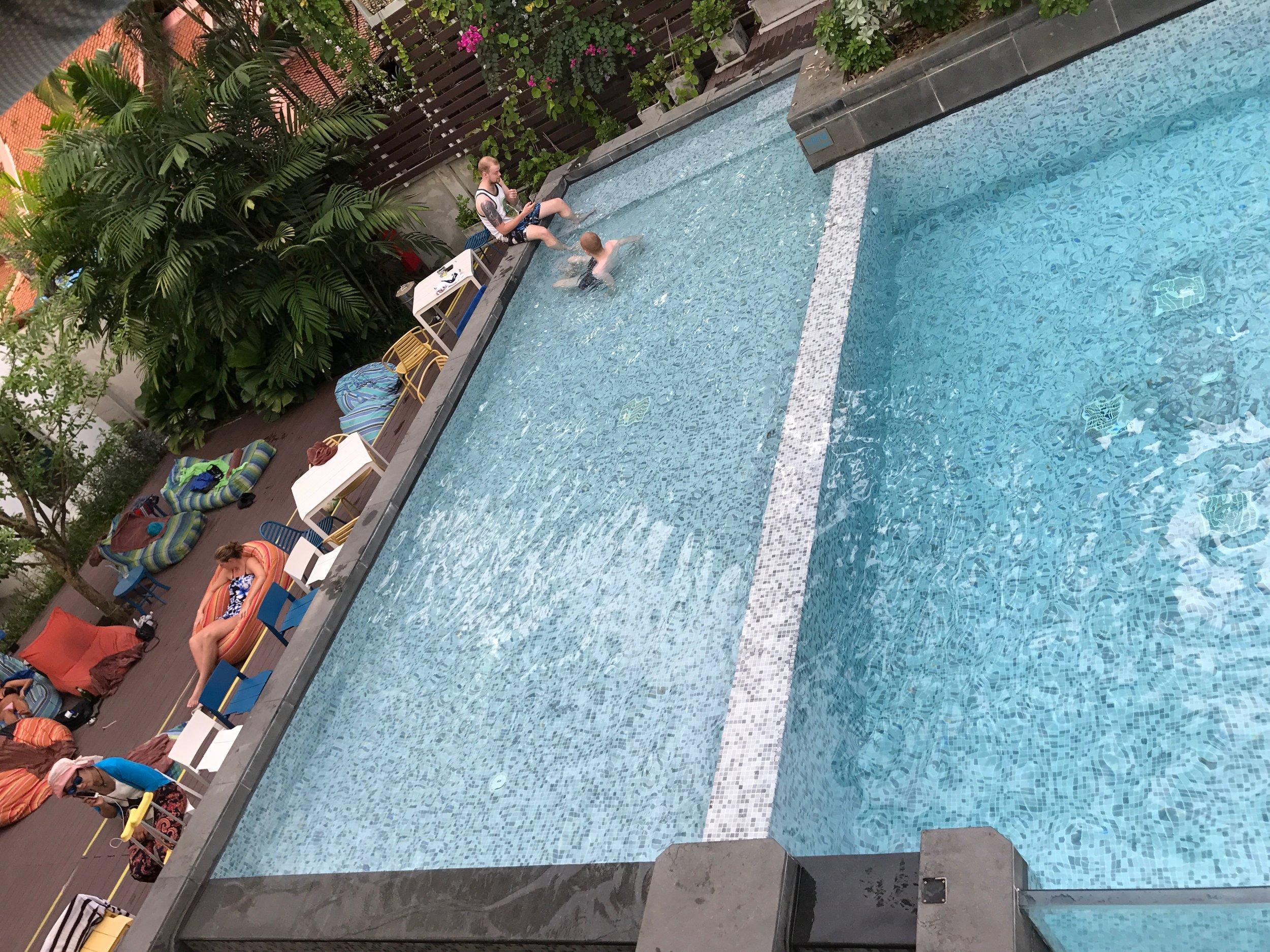 hostel life.JPG