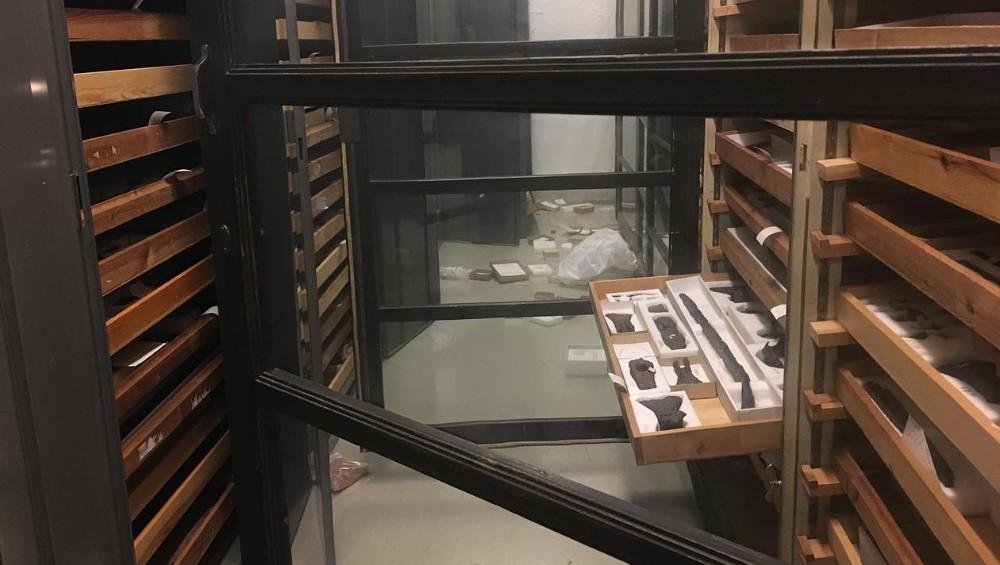 Photo: Kari K. Årrestad/ Bergen University Museum