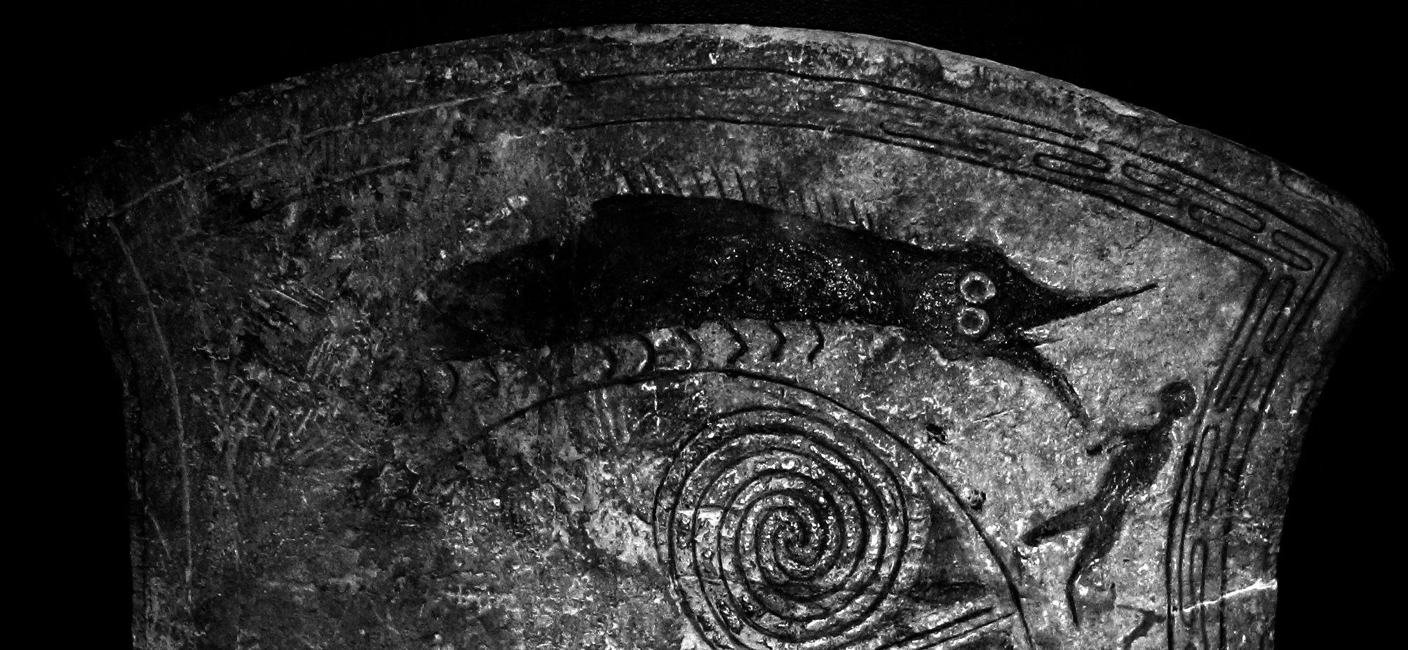Gotlandic picture stone, c. 6th century