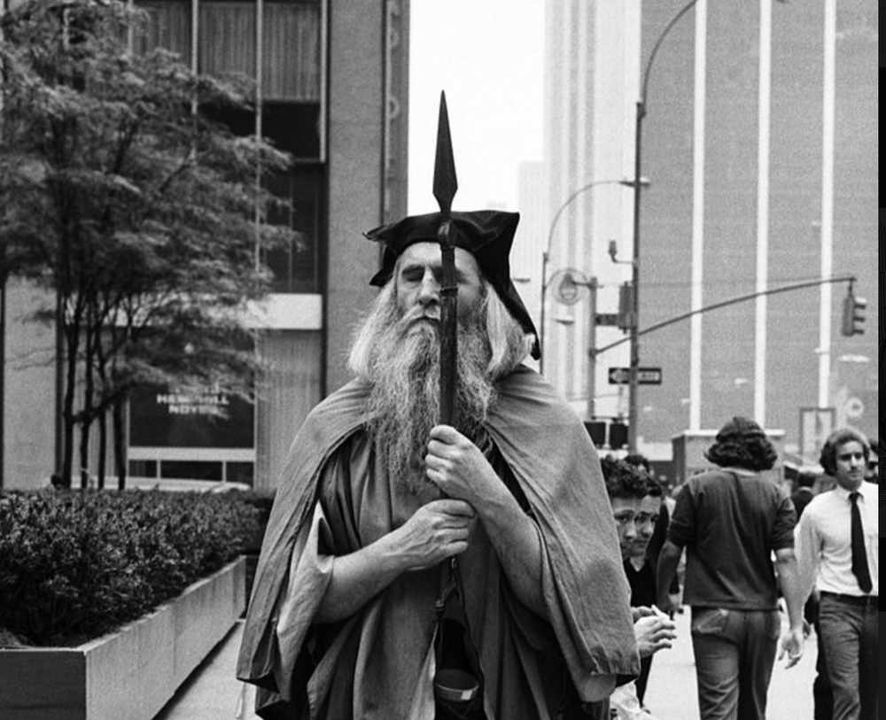 """The human race is going to die in 4/4 time"""": The Out-of-Step Pagan  Philosophy of Moondog — Brute Norse"""