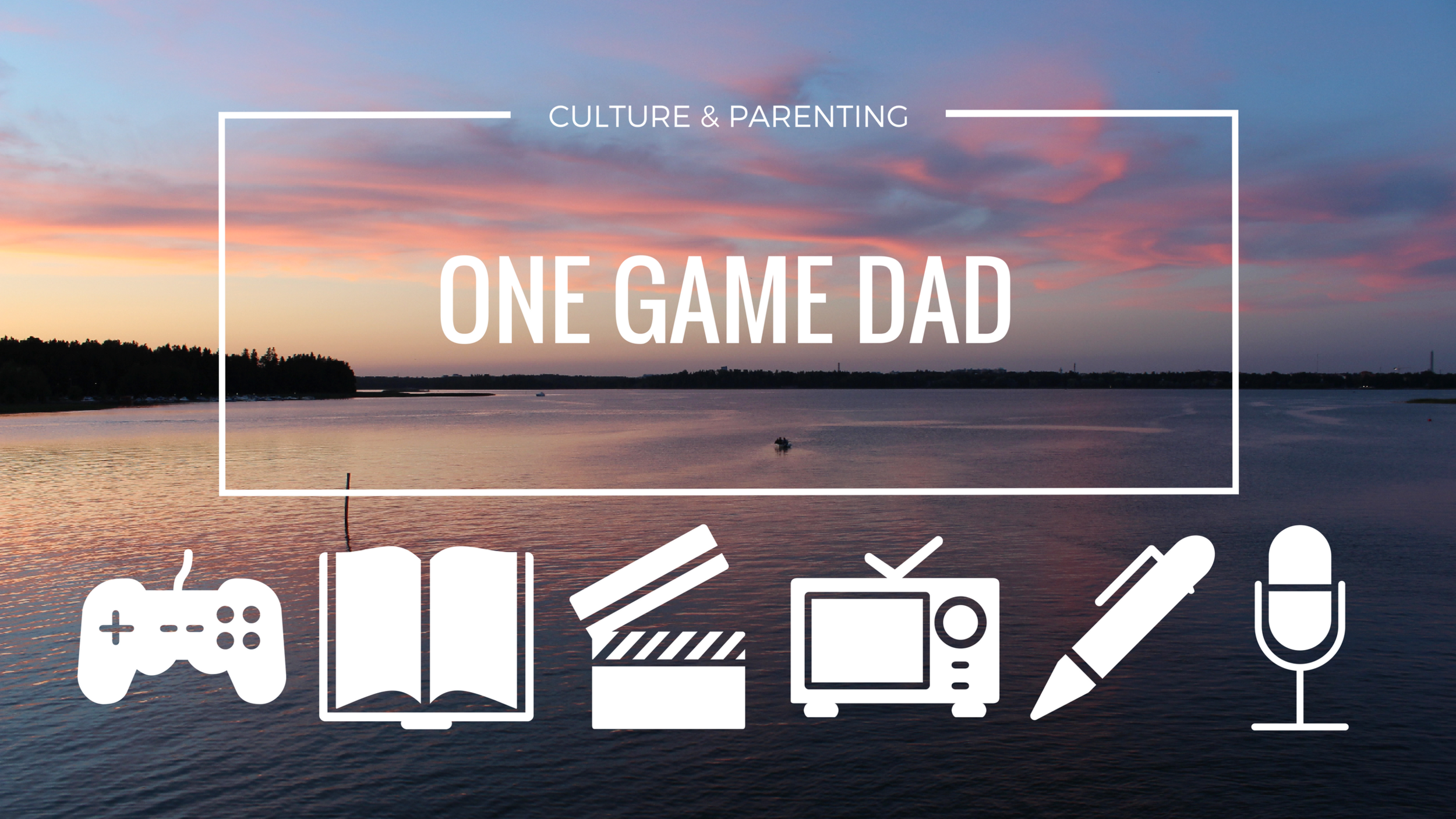 ONE GAME DAD YouTube Channel Art.png
