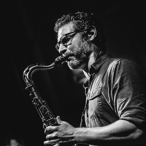 James Capatch - Saxophone