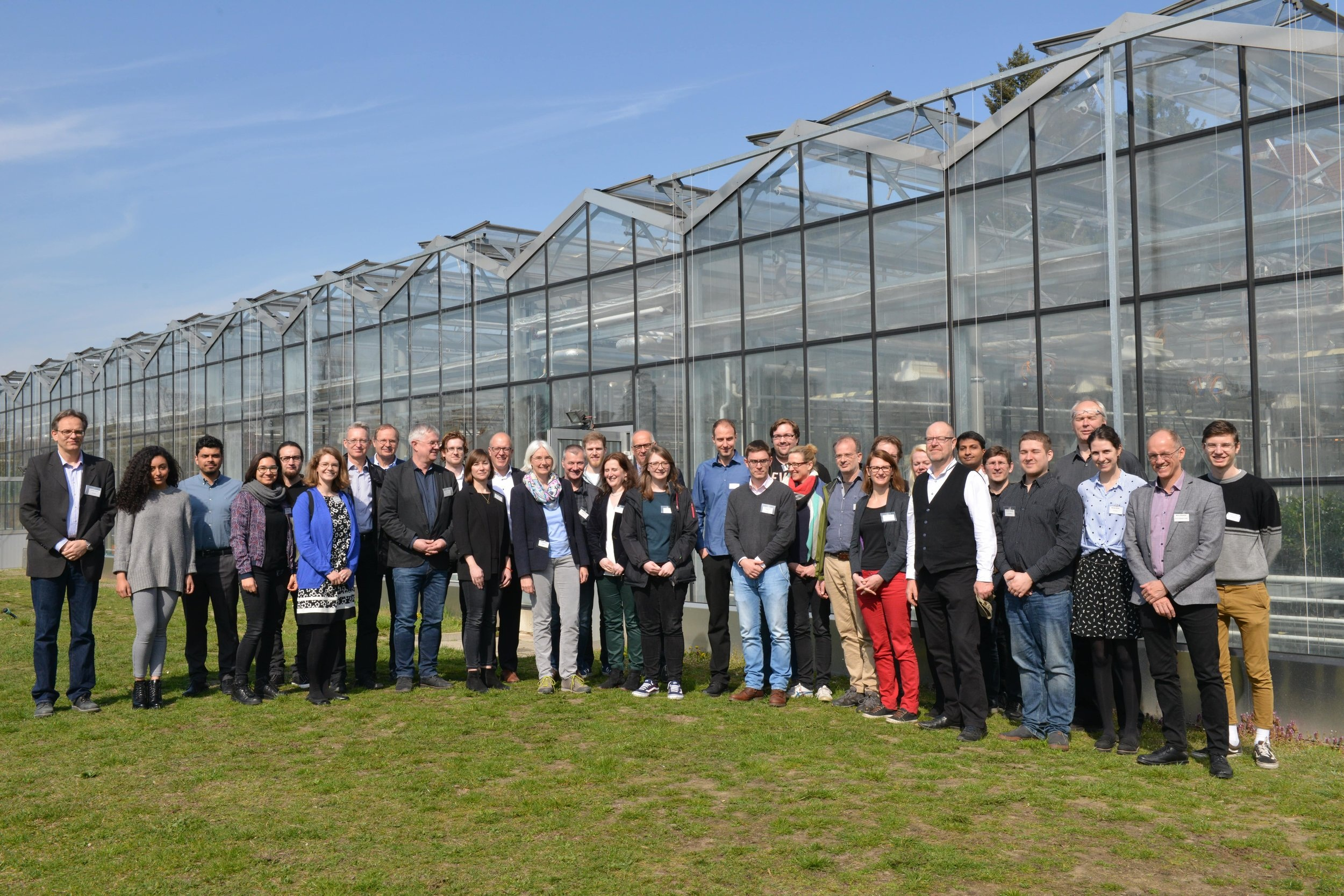 CUBES Circle Workshop - April 3rd until 5th 2019 the scientists, the partners from the private sector and the advisory board of CUBES Circle met up in Berlin Dahlem for an opening workshop.