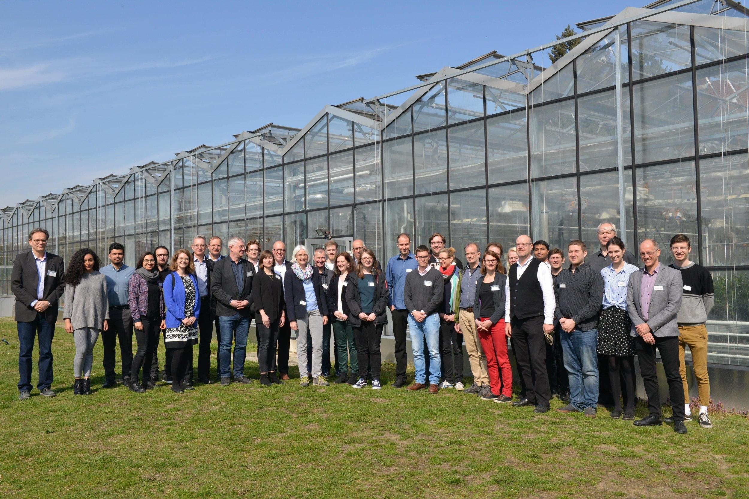 CUBES Circle Workshop - Vom 3. bis 5. April 2019 fand am Standort in Berlin-Dahlem der CUBES Circle Auftaktworkshop unter Teilnahme der Wissenschaftler/innen, Praxispartner/innen und des wissenschaftlichen Beirats statt.