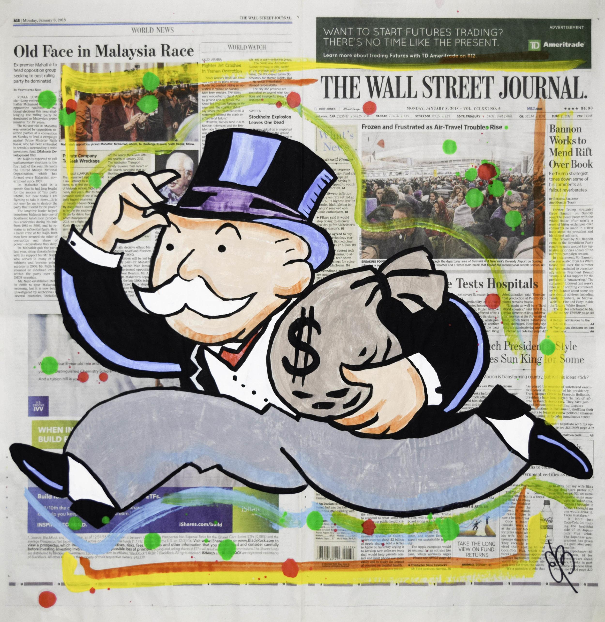 WALL STREET JOURNAL SERRIES