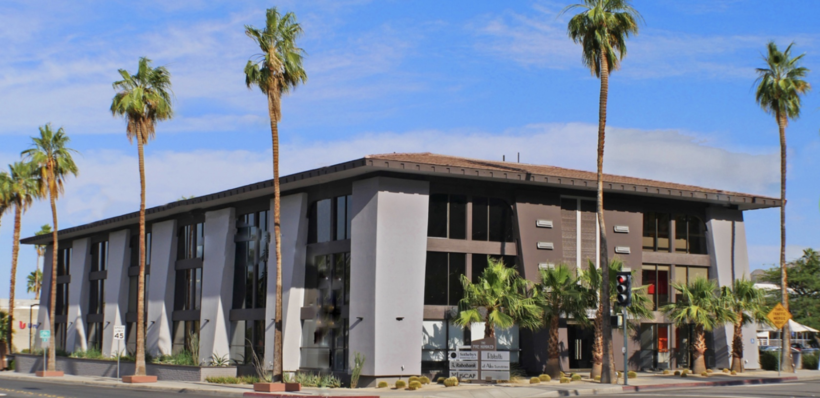 The Five Hundred - 500 S. Palm Canyon Dr. Palm Springs, Ca. 92264