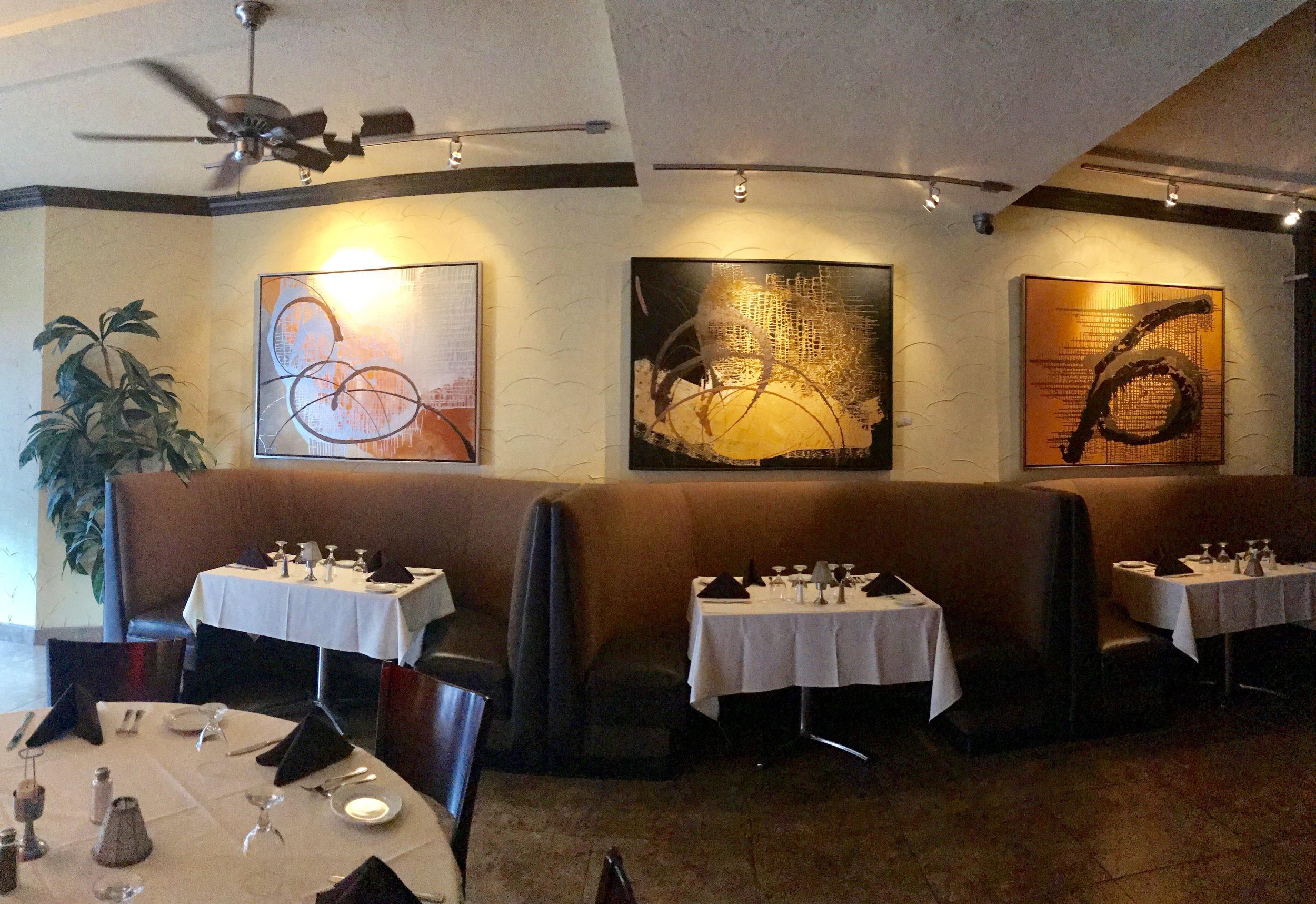 Three Sixty North Grill & Bar  - 360 N.Palm Canyon Dr.Palm Springs,Ca. 92262