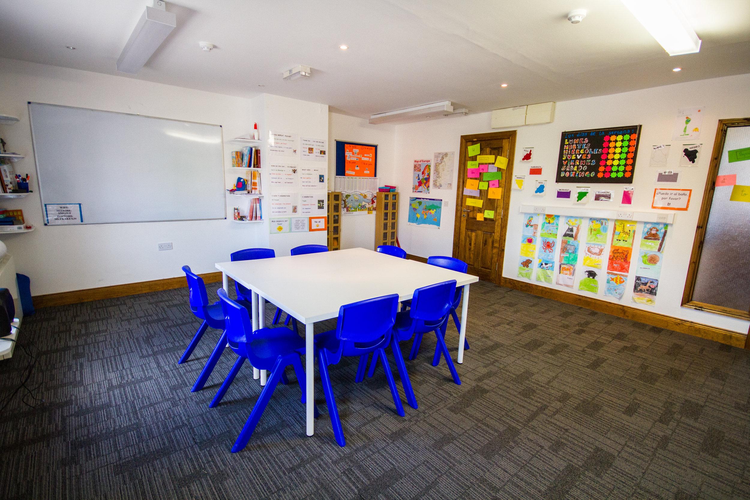 Our big classroom